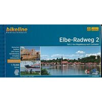 Bikeline Fietsgids Elbe Radweg Deel 2