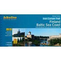 Bikeline Fietsgids Iron Curtain Trail 1