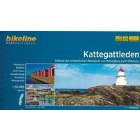 Bikeline Fietsgids Kattegattleden - Helsingborg - Göteborg