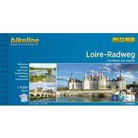 Bikeline Fietsgids Loire-Radweg
