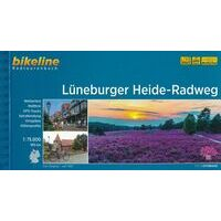 Bikeline Fietsgids Lüneburger Heide Radweg