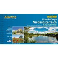 Bikeline Fietsgids Niederosterreich Fluss-Radwege