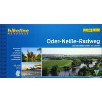 Bikeline Fietsgids Oder - Neisse Radweg