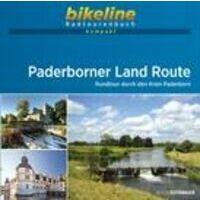 Bikeline Fietsgids Paderborner Land Route