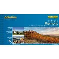 Bikeline Fietsgids Radregion Piemont
