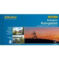 Bikeline Fietsgids Ruhrgebiet Radregion Roergebied