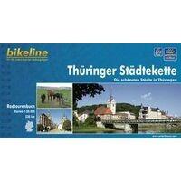 Bikeline Fietsgids Thüringer Städtekette