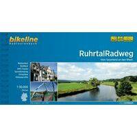 Bikeline Fietsgids Rurhtal Radweg