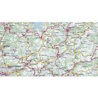 Bikeline Fietskaart Bergisches Land