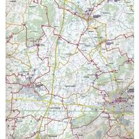 Bikeline Fietskaart Harz