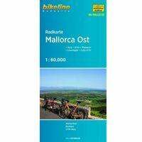Bikeline Fietskaart MALLO02 Mallorca Oost