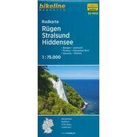 Bikeline Fietskaart MV03 Rügen - Stralsund - Hiddensee