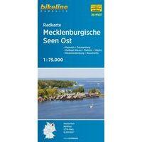 Bikeline Fietskaart MV07 Mecklenburgische Seen Ost