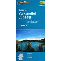 Bikeline Fietskaart RPF02 Vulkaneifel - Südeifel
