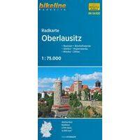 Bikeline Fietskaart SAX03 Oberlausitz