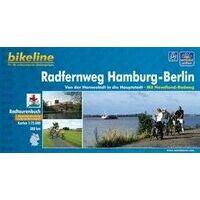 Bikeline Fietsgids Hamburg-Berlin Radfernweg