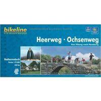 Bikeline Fietsgids Heerweg - Ochsenweg