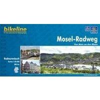 Bikeline Fietsgids Mosel Radweg