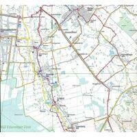 Bikeline Fietskaart Emsland Zuid