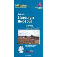 Bikeline Fietskaart Lüneburger Heide Zuid