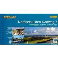 Bikeline Fietsgids Nordseeküsten Radweg Deel 3