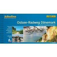 Bikeline Fietsgids Ostsee-Radweg Dänemark