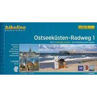 Bikeline Fietsgids Ostseeküsten Radweg Deel 1