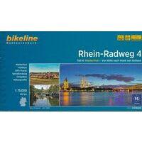 Bikeline Fietsgids Rhein Radweg Deel 4