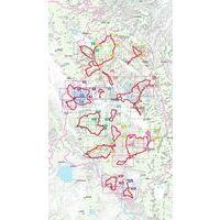 Bikeline Fietsgids Umbrië Radregion