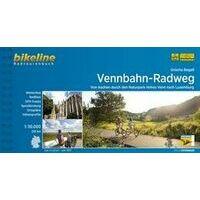 Bikeline Fietsgids Vennbahn-Radweg