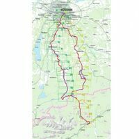 Bikeline Fietsgids Via Bavarica Tyrolensis
