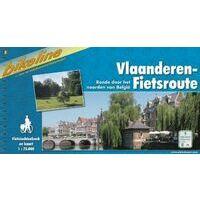 Bikeline Vlaanderen Fietsroute - Ronde Door Het Noorden Van