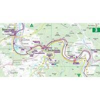 Bikeline Fietsgids Weser-Radweg