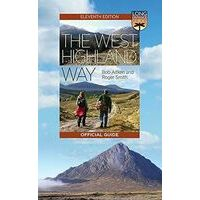 Birlinn Wandelgids The West Highland Way Official Guide