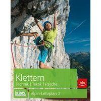 BLV Klettern - Technik - Taktik - Psyche