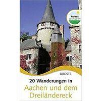 Boeken Overig 20 Wanderungen In Aachen