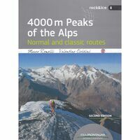 IdeaMontagna 4000m Peaks Of The Alps - Normal And Classic Route
