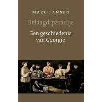 Boeken Overig Belaagd Paradijs - Een Geschiedenis Van Georgie