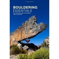 Three Rock Books Bouldering Essentials - The Complete Guide To Bouldering