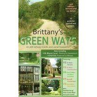 Red Dog Books Fietsgids Brittany's Green Ways (Bretagne)