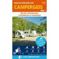 Facile-en-Route Campergids Deel 1 Benelux Frankrijk