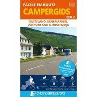 Facile-en-Route Campergids Deel 2 Duitsland Denemarken Zwitserland Oostenrijk