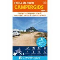 Facile-en-Route Campergids Deel 3 Zuid-Europa