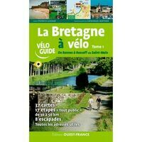 Editions Ouest-France Fietsgids Bretagne A Velo (Rennes A Roscoff)