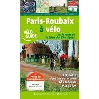 Editions Ouest-France Fietsgids Paris-Roubaix A Velo