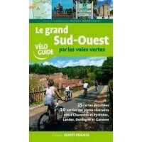 Editions Ouest-France Fietsgids Sud-Ouest Par Les Voies Vertes