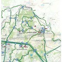 Limburg Fietsinfoboekje/fietskaart 2020/2021 Belgisch Limburg