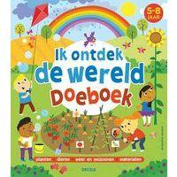 Boeken Overig Ik Ontdek De Wereld Doeboek