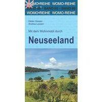 WoMo Verlag Campergids Nieuw-Zeeland Wohnmobil Durch Neuseeland