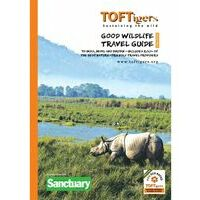 Toft Natuurgids Good Wildlife Travel Guide To India